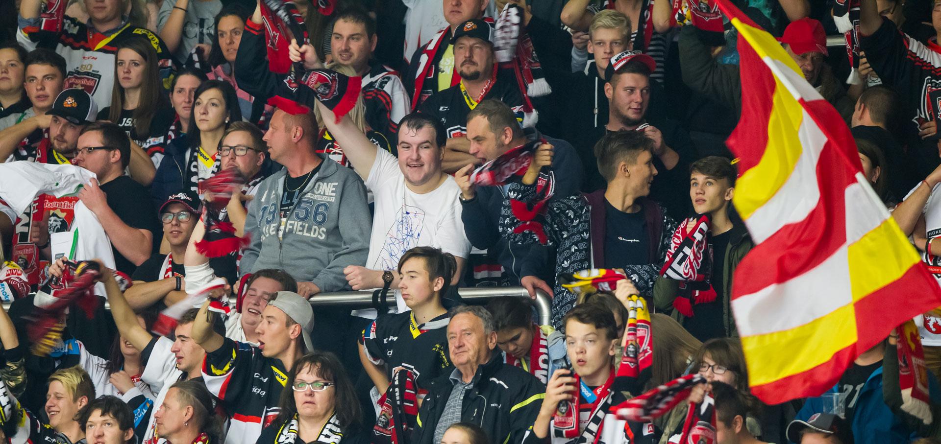 Fanklub pořádá výjezd do Boleslavi. Pojeďte podpořit Lvy!