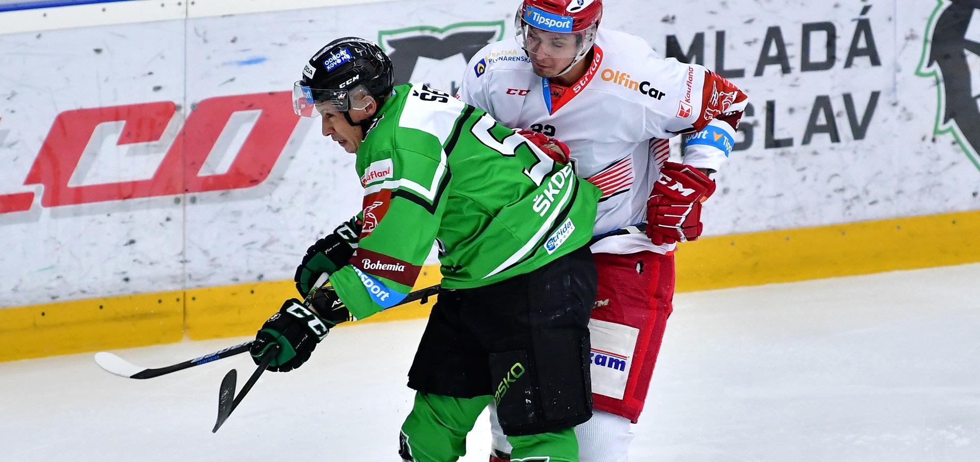 Hororový start třetí části stál Hradec body, v Boleslavi padl 2:5